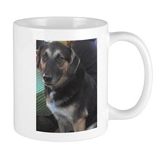 Posing Shepherd Mugs