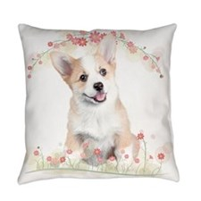 flowers.png Everyday Pillow