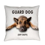 Guard Dog Everyday Pillow
