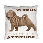 attitude.png Everyday Pillow