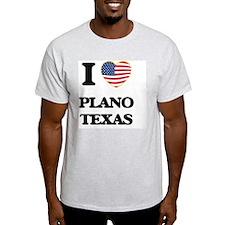 I love Plano Texas T-Shirt