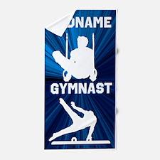 Winning Gymnast Beach Towel