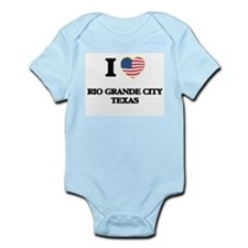 I love Rio Grande City Texas Body Suit