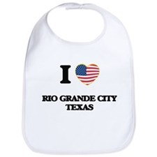I love Rio Grande City Texas Bib