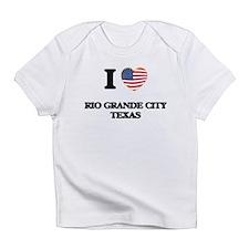 I love Rio Grande City Texas Infant T-Shirt