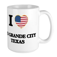 I love Rio Grande City Texas Mugs