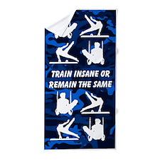 Awesome Gymnast Beach Towel