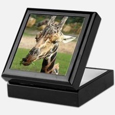 Sweet Giraffe Keepsake Box
