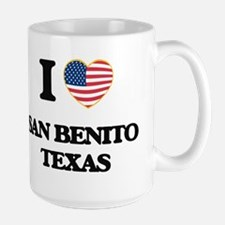 I love San Benito Texas Mugs
