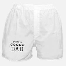 Vizsla Dad (Distressed) Boxer Shorts