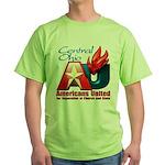 Americans United Ohio Green T-Shirt
