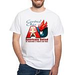 Americans United Ohio White T-Shirt