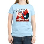 Americans United Ohio Women's Light T-Shirt