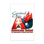 Americans United Ohio Mini Poster Print