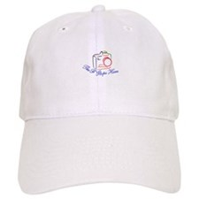 The F Stops Here Baseball Baseball Cap