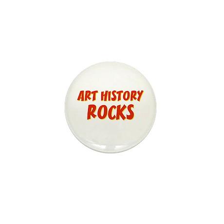 Art History~Rocks Mini Button