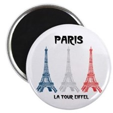 Paris Eiffel Tower Magnet
