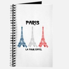 Paris Eiffel Tower Journal