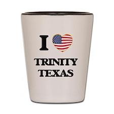 I love Trinity Texas Shot Glass