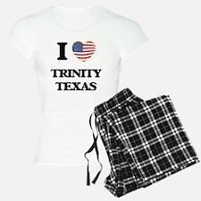 I love Trinity Texas Pajamas