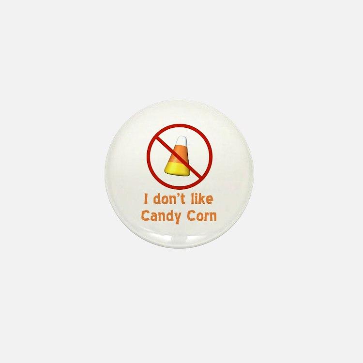 Candy Corn Mini Button