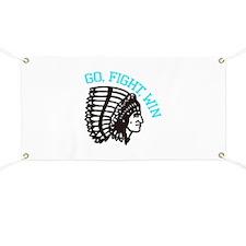 Go Fight Win Banner