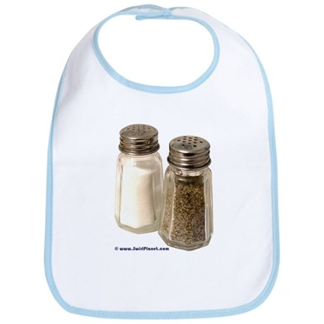 Salt & Pepper Gear Bib