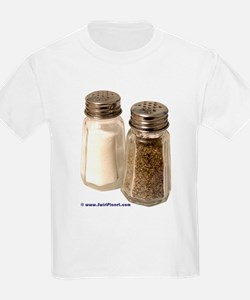 Salt & Pepper Gear Kids T-Shirt
