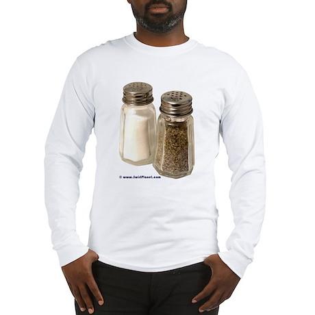 Salt & Pepper Gear Long Sleeve T-Shirt