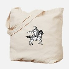 Lancers Mascot Tote Bag