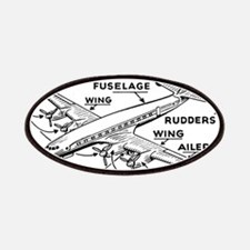 Airplane Patch