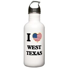 I love West Texas Water Bottle