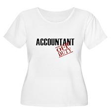 Off Duty Accountant T-Shirt