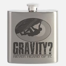 Rock Climbing Gravity Flask
