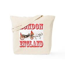 London, England Tote Bag
