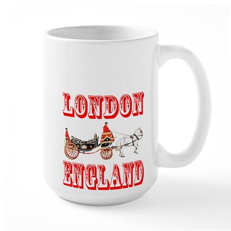 London, England Large Mug