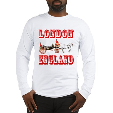 London, England Long Sleeve T-Shirt