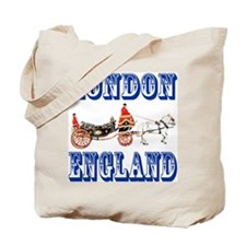 London, England Tote Bag