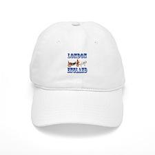 London, England Baseball Cap