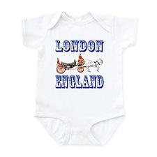 London, England Infant Bodysuit
