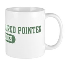 German Wirehaired Pointer ath Mug