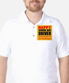 Happy School Bus Driver Dont Wreck It by Talking G