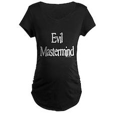 MATERNITY CUT Dark T-Shirt