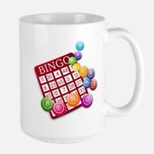 Bingo Board Mugs