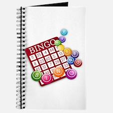 Bingo Board Journal