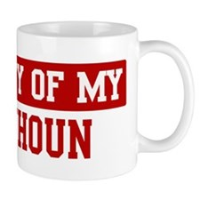 Property of Stabyhoun Coffee Mug