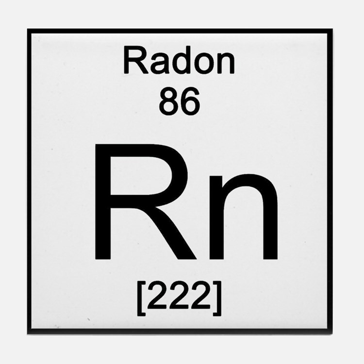 an essay on the element radon Issues of indoor air pollution environmental sciences essay print matters (pm), formaldehyde (hcho) , radon (rn) and chemical gas element.