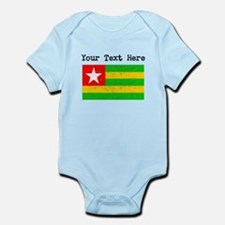 Togo Flag (Distressed) Body Suit