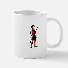 Minutemen with Gun Mugs