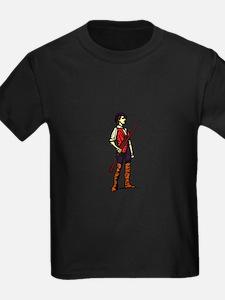 Minutemen with Gun T-Shirt